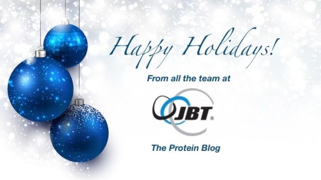 Protein Blog Xmas message